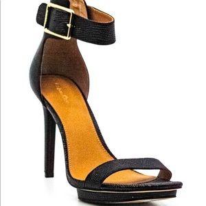 Calvin Klein Vable Sandal Heel